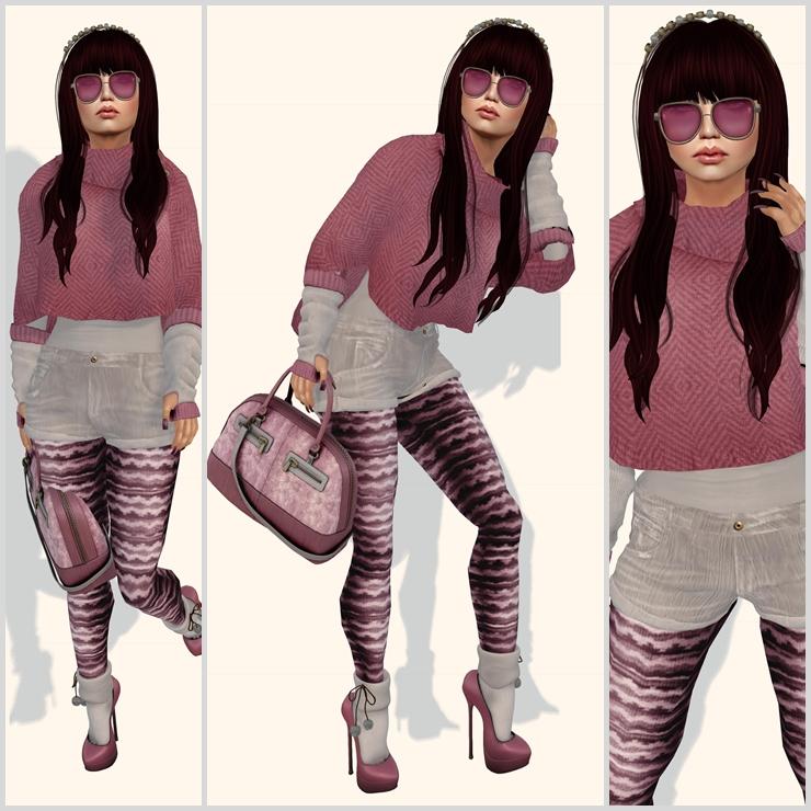 #81- World pink