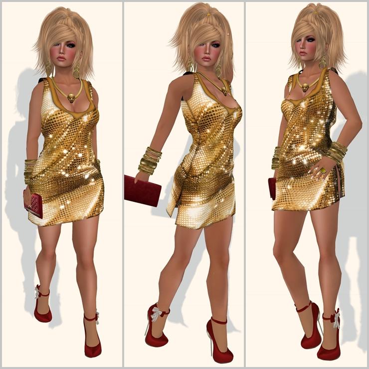 #100 - Golden Girl