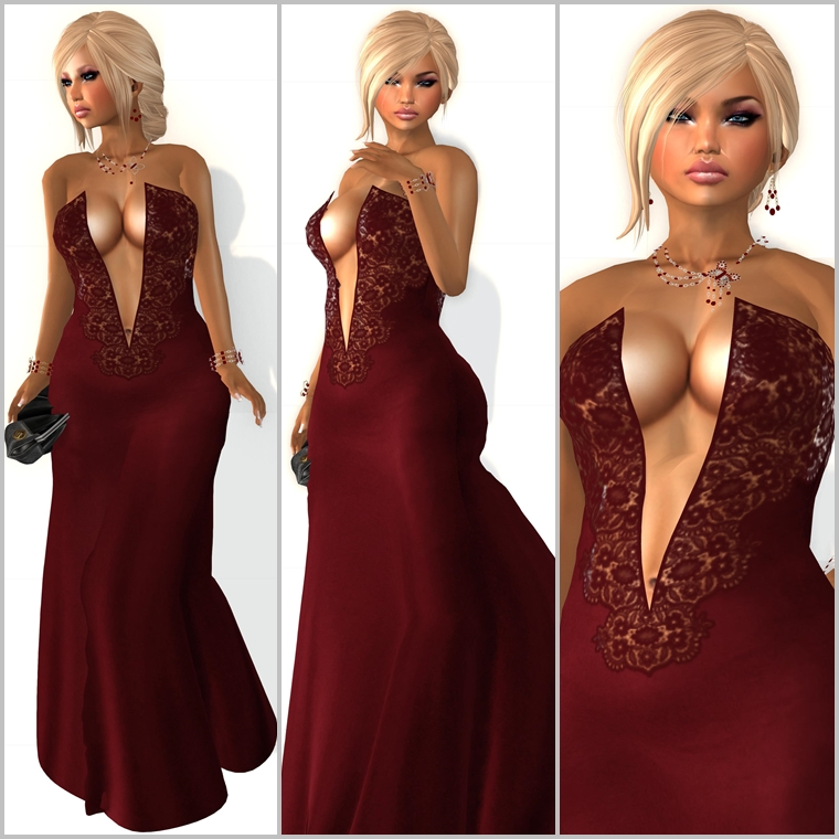 #212-Red luxury