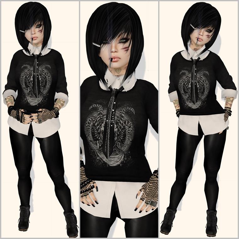 #275 -Gothic world
