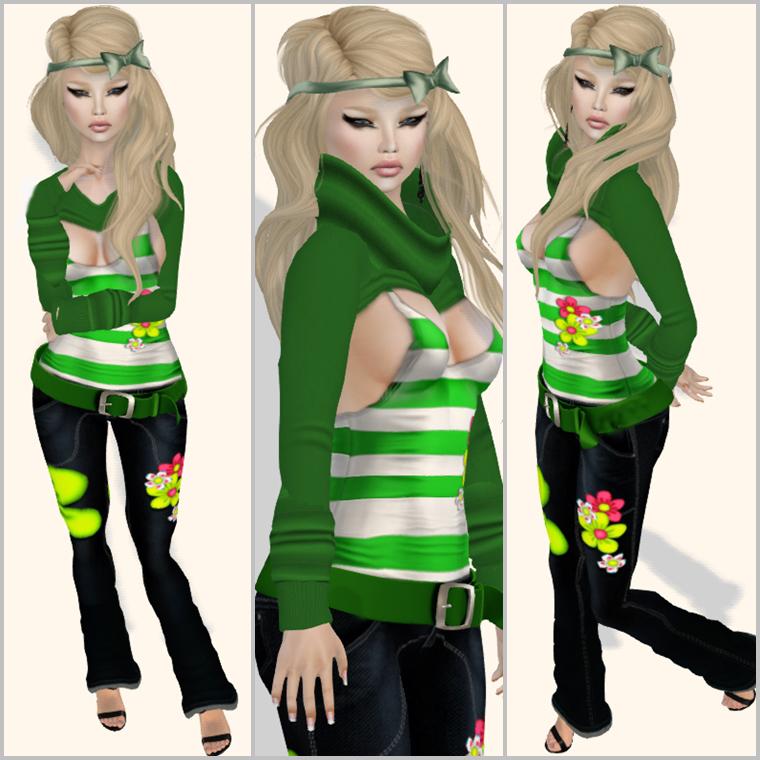 #281 - Green Tie