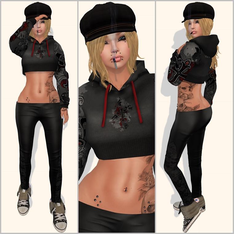 #378 - Ladies Gothic