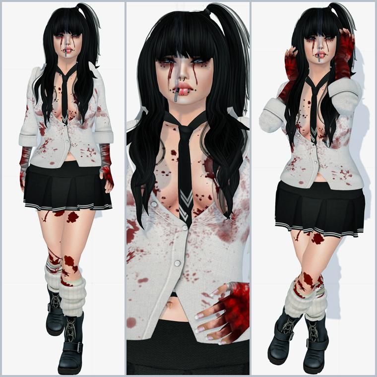 #389 - Killer Schoolgirl