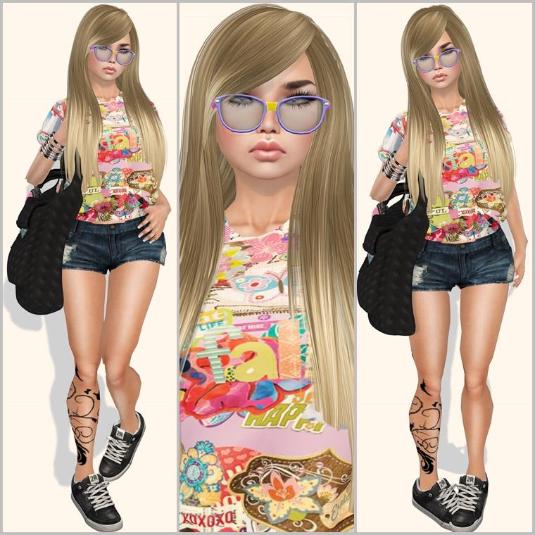 #450- Cute Girl