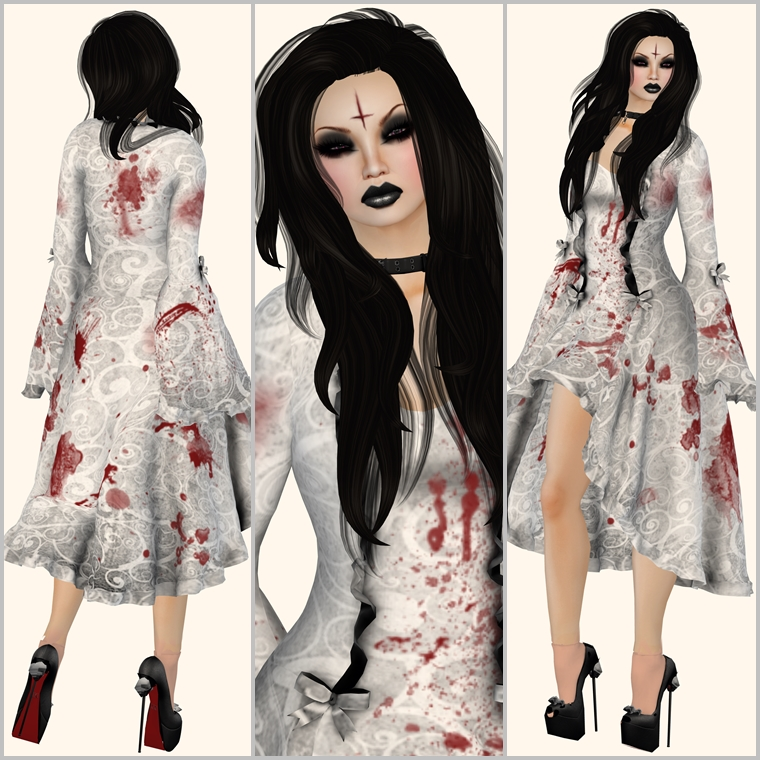 # 610- The blood on my dress