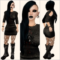 #623 - Princess of Darkness